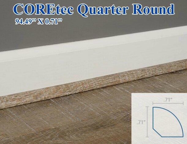COREtec Quarter Round