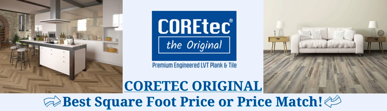 CORETEC ORIGINAL FLOORING