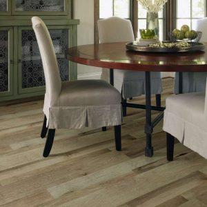 Shaw Floors Hardwood Landmark Mixed Width Maple