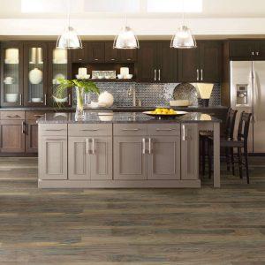 Shaw Floors Hardwood Landmark Mixed Width Walnut
